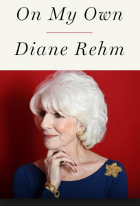 Longtime public radio talk show host Diane Rehm will be in Ann Arbor this week.